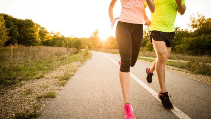 chạy bộ ngày Tết