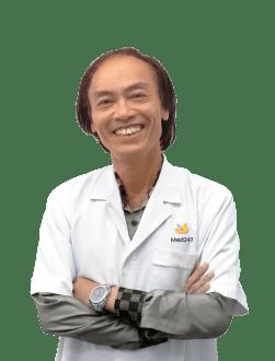 PGS. TS Thầy thuốc ưu tú Nguyễn Tiến Dũng