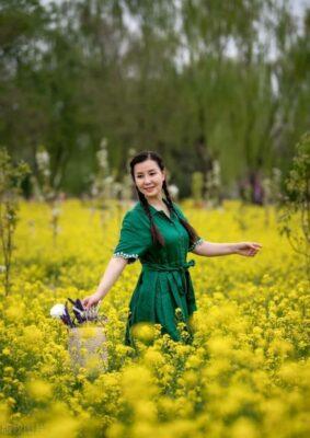 Chị Nguyễn Thị Định